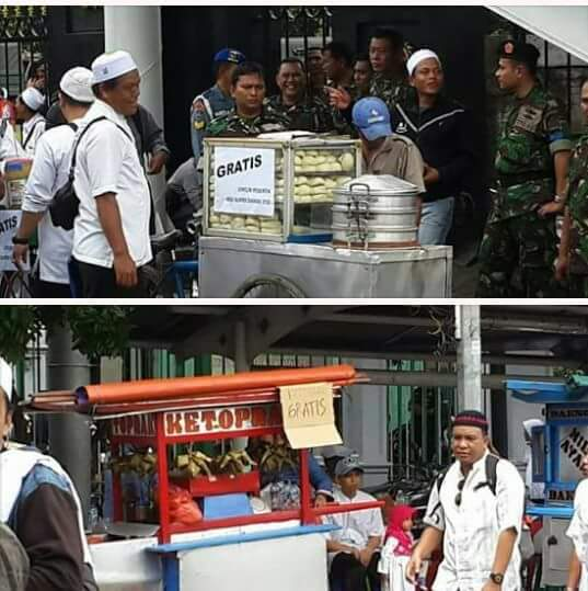 free-foods-for-mujahid-indonesian-muslim-protester